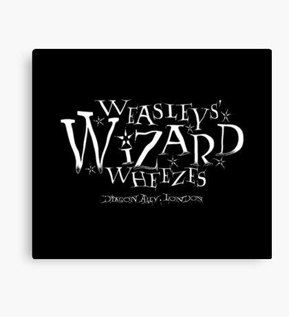weasley wizard Canvas Print