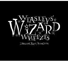 weasley wizard Photographic Print