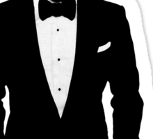 Suit And Tie - Justin Timberlake Sticker
