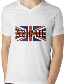 Abigail Mens V-Neck T-Shirt