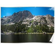 Mount Copeland and Pear Lake Poster