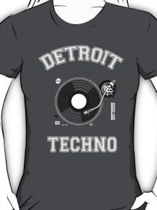 Detroit Techno T-Shirt
