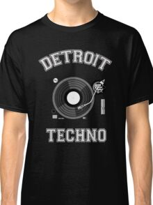 Detroit Techno Classic T-Shirt