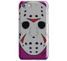 Jason was my son and today is his birthday iPhone Case/Skin