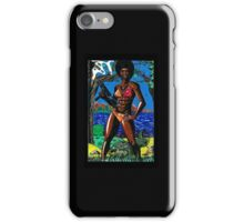 Bad Girls of Motion Pictures #4 (of 8)- Agent Rosie Carver iPhone Case/Skin