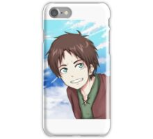 Eren Jaeger  iPhone Case/Skin