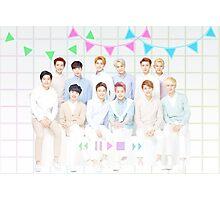 Pastel EXO Photographic Print