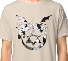 Fullmetal Alchemist Manga Caps Classic T-Shirt