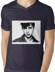 Troye Sivan Mens V-Neck T-Shirt