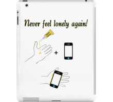 Lonely? iPad Case/Skin
