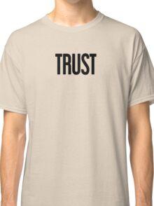Trust - Justin Bieber Classic T-Shirt