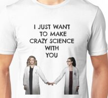 "Orphan Black ""Crazy Science"" Unisex T-Shirt"