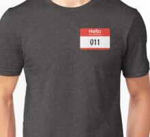 011 – Stranger Things, Netflix Unisex T-Shirt