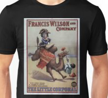 Performing Arts Posters The little Corporal new comic opera by Harry B Smith and Ludwig Englander 0085 Unisex T-Shirt