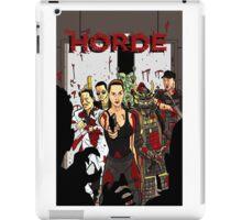 The Horde iPad Case/Skin