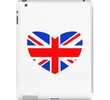 Love Britain iPad Case/Skin