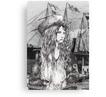 Pirate Canvas Print