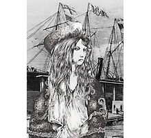 Pirate Photographic Print