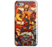 Fire Thundercats iPhone Case/Skin
