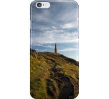 Cape Cornwall, St Just, Cornwall iPhone Case/Skin
