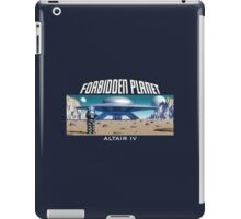 Forbidden Planet Altair IV iPad Case/Skin