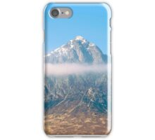 Buachaille Etive Mor in the Highlands of Scotland iPhone Case/Skin