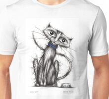 Silly cat Unisex T-Shirt