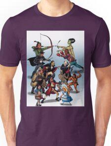 Public DOMAINation Unisex T-Shirt