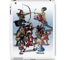 Public DOMAINation iPad Case/Skin