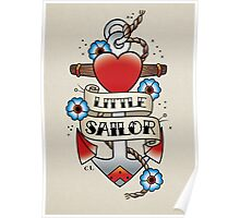 Little Sailor Poster