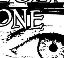 TV Eye Sticker