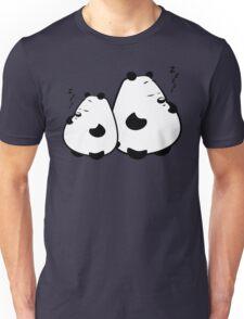 Sleeping Pandas Unisex T-Shirt