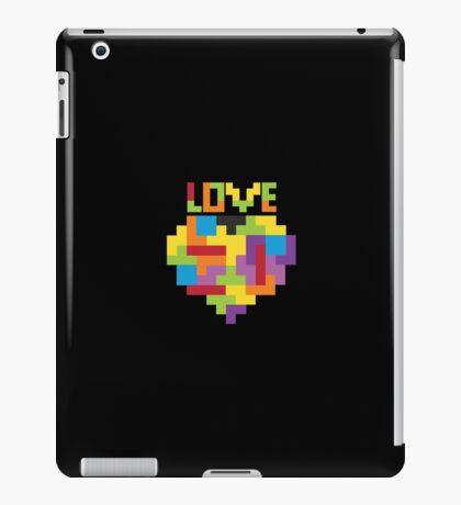 Love Tetris  iPad Case/Skin