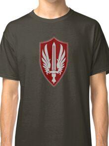 Battlestar Galactica Pegasus insignia Classic T-Shirt