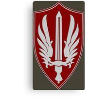 Battlestar Galactica Pegasus insignia Canvas Print