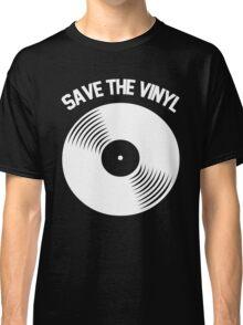 Save The Vinyl Classic T-Shirt