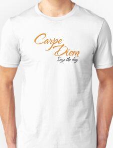 Dead Poets Society - Carpe Diem - Seize The Day Unisex T-Shirt