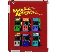 MANIAC MANSION ARCADE ROOM iPad Case/Skin