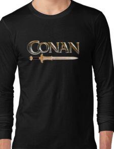 Conan the Barbarian sword Long Sleeve T-Shirt