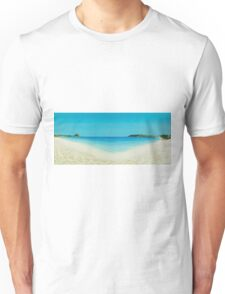 Perfect day (longrock beach Marizion) Unisex T-Shirt