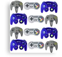 Controller Haven Canvas Print