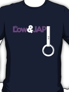 LowLife & JAP Tsurikawa – hang ring (5) T-Shirt