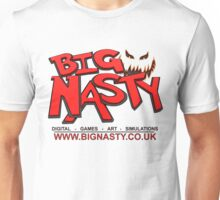 Official Big Nasty Ltd. T-shirt Unisex T-Shirt