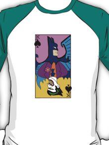 Batman/Joker Dual Card  T-Shirt