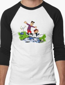 Little Viking and Strong Man T-Shirt