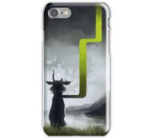 Isjaki iPhone Case/Skin