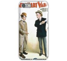 Performing Arts Posters Joseph Hart Vaudeville Co direct from Weber Fields Music Hall New York City 0346 iPhone Case/Skin