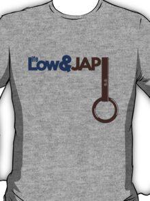 LowLife & JAP Tsurikawa – hang ring (7) T-Shirt
