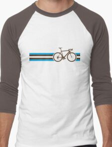 Bike Stripes AG2R La Mondiale Men's Baseball ¾ T-Shirt