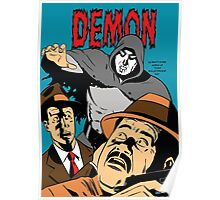 The Demon Cover Image  Poster